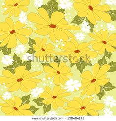 Floral pattern for wedding or birthday invitation, vector textile, background. http://www.shutterstock.com/cat.mhtml?gallery_id=734809