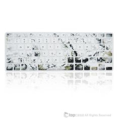 - Latest Design marble pattern keyboard cover skin will add a luxurious look to your laptop! - Extra slim silicone skin, made it easier for typing - Protects against Dust, Spills, Key wear and more -