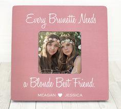 Every Brunette Needs A Blonde Best Friend by BrandonScottAD