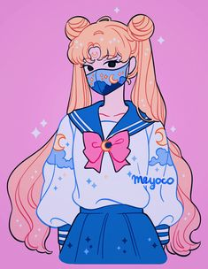 Sailor Moons, Sailor Moon Usagi, Sailor Moon Art, Sailor Moon Tumblr, Anime W, Anime Kawaii, Kawaii Art, Sailor Moon Kristall, Sailor Moon Aesthetic
