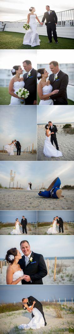 Cape May Wedding Photographer  Tonya  J.T.