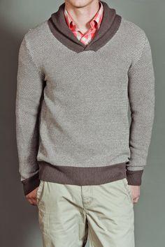 Rose Pistol sweater