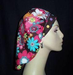 Hippie Flowers Bouffant