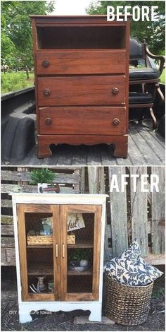 Old Furniture, Refurbished Furniture, Farmhouse Furniture, Repurposed Furniture, Furniture Projects, Furniture Makeover, Furniture Design, Wood Projects, Farmhouse Decor