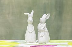 Pupujussi (Bunny) Girl and Boy | Pentik Easter 2018 |