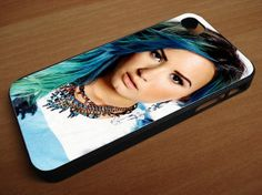 demi lovato cool foto for iphone 4/4s iPhone by GladiatorandBlood, $14.99