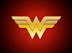 Wonder Woman Logo Wonder Woman Actresses Talk Gal Gadot in Batman vs. Logo Wonder Woman, Wonder Woman Comics, Wonder Woman Film, Wonder Women, Logo Super Heros, Dc Comics, Super Heroine, Univers Dc, Justice League Wonder Woman