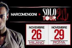 Solo Tour 2.0 - 2011 Anteprime