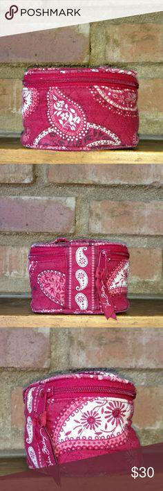 Vera Bradley Travel Jewelry Case Used in good condition Vera Bradley Bags Travel Bags