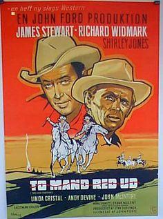 CINELODEON.COM: Dos cabalgan juntos. John Ford.