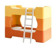 Lit enfant 90x190 Marshmallow | File dans ta chambre | Pinterest ...