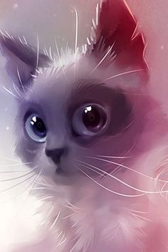 40 Cute Animals Paintings by Rihards Donskis   The Design Inspiration