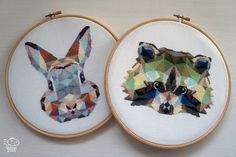 Unique cross stitch pattern related items | Etsy [okay it's really cross stitch, but could be needlepoint]