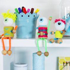 Mighty Monster Crafts for Kids