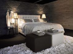 Auch im Schlafzimmer bringen Teppiche eine tolle Atmosphäre. Foto: JOKA Sweet Home, Bedroom, Noblesse, Inspiration, Furniture, Home Decor, Sleep Well, Komfort, Decorating
