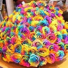 1000 images about hippie flowers on pinterest rainbow for Tye dye flowers