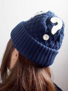OJISUN    Qestion knit cap