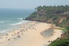 Varkala Beach, Kerala. #unnadigindien