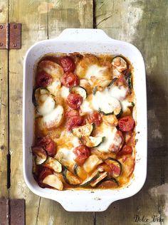 Potato Recipes, Summer Recipes, Vegetable Pizza, Quiche, Cauliflower, Eggs, Potatoes, Vegetables, Breakfast