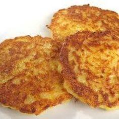 Old-Fashioned Potato Pancakes