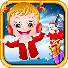 Have fun searching for Baby Hazel's gift in North Pole with Santa Claus and kids https://www.youtube.com/watch?v=Gz1Y_Nvx2b8