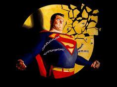 superman alex ross - Google Search