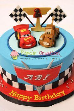 CarsToon Cakes