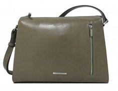 Damenumhängetasche Claudio Fericci taupe beige - Bags & more Beige Bags, Taupe Colour, Leather Cord, Sachets