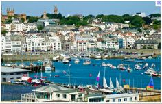 Guernsey Island, UK. This is where my Mom's side came from in the 1800's. Must go