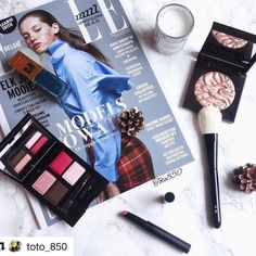 #Repost @toto_850 with @repostapp  Chilling on this rainy Wednesday... The Kihitsu brush has been such a staple the past months. Soft and yet dense it's a winner for any powder and/or cheek products.  Happy hump day y'all!  #motd #fotd #makeup #makeupchat #makeuplove #makeupporn #makeuptalk #lauramercier #suqqu #makeupwhore #makeupobsessed #kihitsu #smutville #surratt #instapretty #beautyfanatic #makeupjunkie #instadaily #beautytime #beautyaddict  #makeupalley #marblelover #makeupcollection…