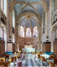 The incredible transformation of a historic convent into Hotel Jaffa in Tel Aviv by the designer John Pawson.British designer John Pawson has completed the John Pawson, French Hospital, Old Hospital, Houses Architecture, Architecture Design, Resorts, Tel Aviv Hotels, Piscina Interior, Spa Hotel