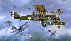 Accessing History: World War I: The Airwar