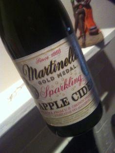 Martinelli's Apple Cider