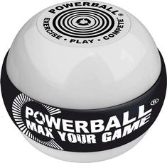 WIN this Golf Classic Powerball and increase your game!  Powerball is the perfect training tool for building huge grip, wrist and arm strength. It is ideally suited for strength training for golf.    Major champion Padraig Harrington first begin using Powerball back in 1997, along with golf pro and Guinness World Record Holder for golf's longest drive, Karl Woodward, who credits Powerball for his massive distance off the tee....