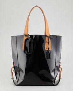 purple prada purse - Nylon North-South Tote Bag, Black by Prada at Neiman Marcus ...