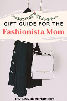 Are you looking for some gift ideas for your stylish mom, spouse or girlfriend? Check ouy my holiday gift guide for the Fashionista mom. Holiday Gift Guide, Holiday Gifts, Holiday Ideas, Christmas Ideas, Boots Gifts, Faux Fur Collar Coat, Mom Style, Simple Style, Black And White Colour