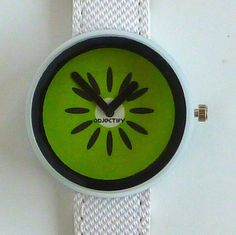 These unisex watches are made to order so I can customise the face design - please feel free to browse my range of over 100 wall clock designs