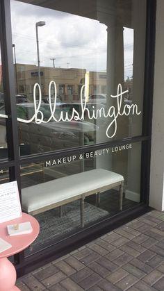 Blushington Dallas #makeup #salon
