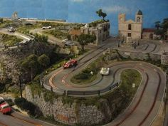 Completed my Targa Florio layout - Slot Car Illustrated Forum