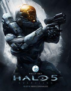 Halo 5 | Kelly - 087