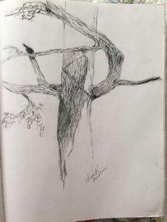 Pencil drawing 2002
