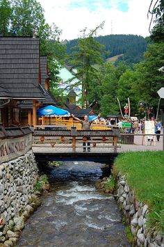Zakopane, Poland Zakopane Poland, Krakow Poland, Places To Travel, Places To See, Places Ive Been, Beautiful Places In The World, Most Beautiful Cities, Polish Mountains, Southern Ireland