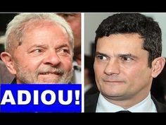 Urgente! Moro decide adiar depoimento de Lula e arrasa defesa petista