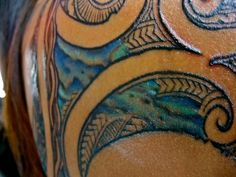 Image result for Paua tattoo