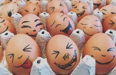 """47 gilla-markeringar, 5 kommentarer - Foodtruster (@foodtruster) på Instagram: """"Hur vill du ha dina ägg? Svensken äter i genomsnitt 200 ägg per år och under påskveckan dubblas…"""""""