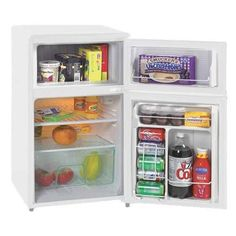 Avanti White 3.1 Cu. Ft. 2-Door Refrigerator