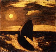 The Athenaeum - Toilers of the Sea (Albert Pinkham Ryder - )