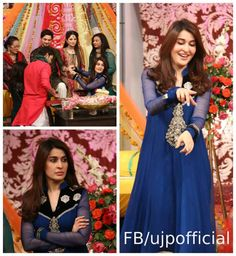 Dhamakedar entry of Dulhay walay LIVE in Utho Jago Pakistan, Geo Tv, Morning Show, Pakistani Outfits, Cross Stitch, Live, Disney Princess, Disney Characters, Clothes