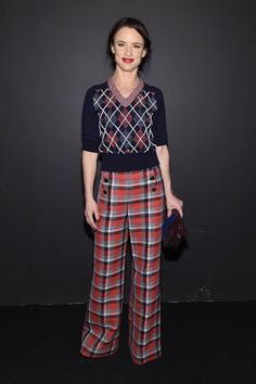 Pin for Later: Seht alle Highlights der Marc Jacobs Modenschau  Juliette Lewis.