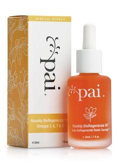 Pai Skincare Rosehip BioRegenerate Oil wenn ich mal zuviel Geld hab. Gesichtsöl abends aufs nasse Gesicht machen